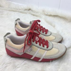 Pony suede Dash Sneakers 8.5